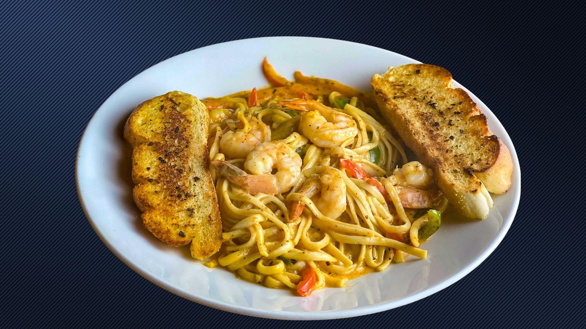 Pier53 - Cajun Shrimp Linguine
