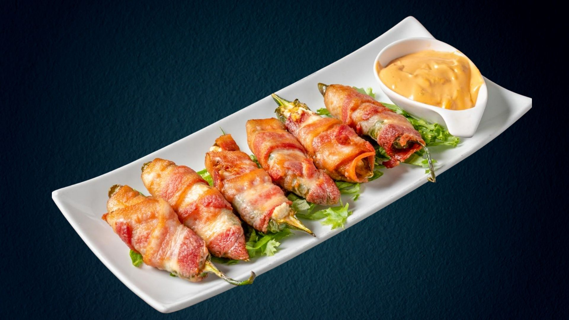 Pier 53 - Bacon Jalapeno Poppers