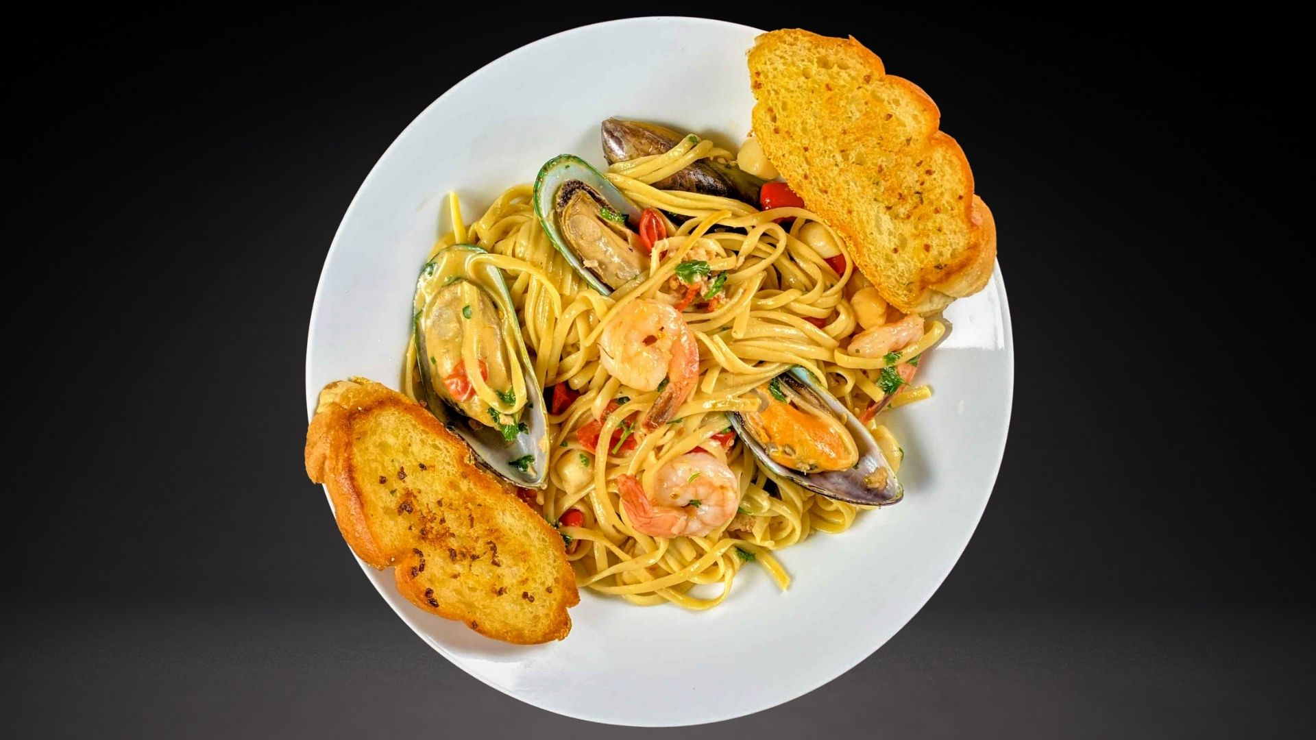 Pier53 - Seafood Pasta Mussels